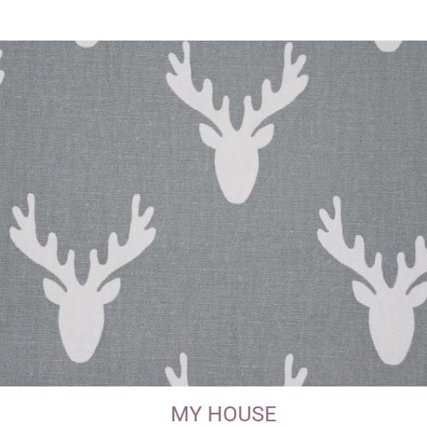 Ткань Antlers Cool Grey