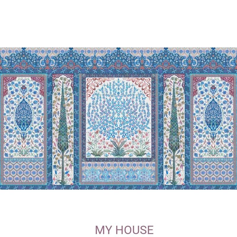 Фреска Цветариум,  Arabian magic  Affresco