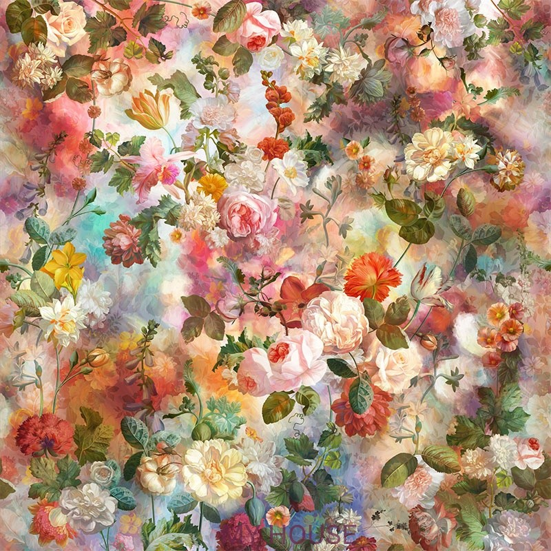 Фреска Цветариум, Flower festival Affresco
