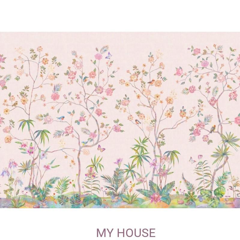 Фреска Botanika,  aff 718 Affresco