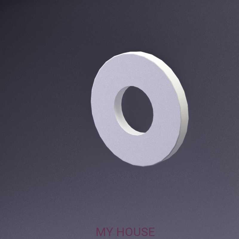 Лепнина Disk E-0015 производства Artpole