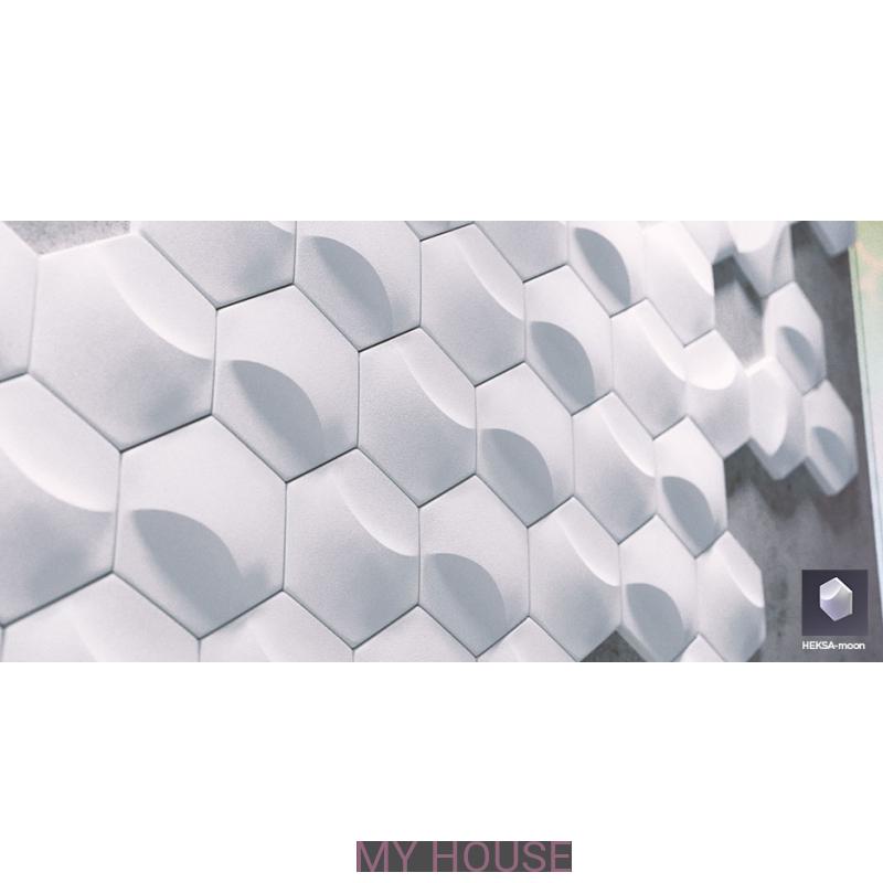 Лепнина Heksa артикул E-0007 производства Artpole