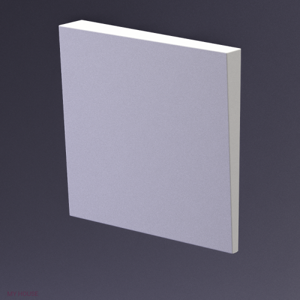 Гипсовая 3D панель Elementary Kvadro-gamma