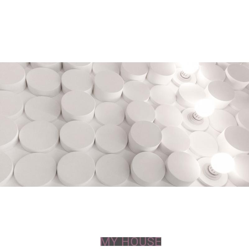 Лепнина Disk артикул E-0015 производства Artpole