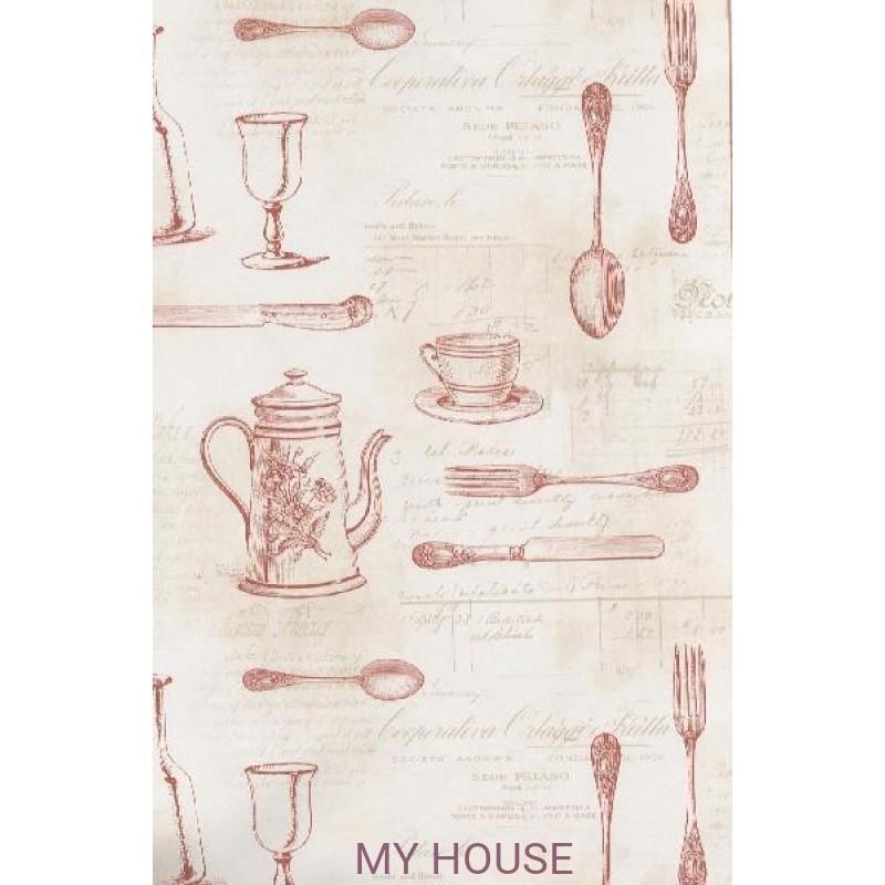 Обои Kitchen Story II KE29938 Aura