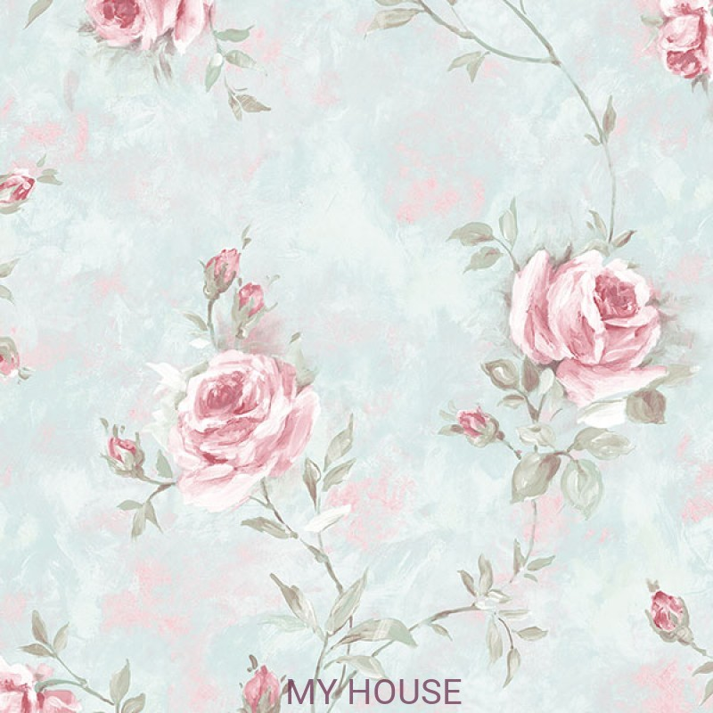 Обои Rose Garden RG35734 Aura