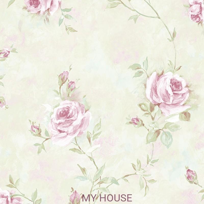 Обои Rose Garden RG35740 Aura