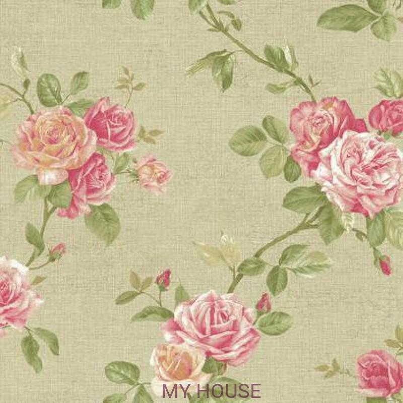 Обои Roses PN0475 Georgetown Designs