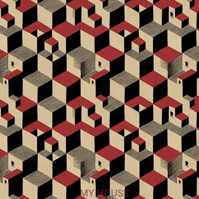 Обои M.C.Escher 23150 Jannelli & Volpi