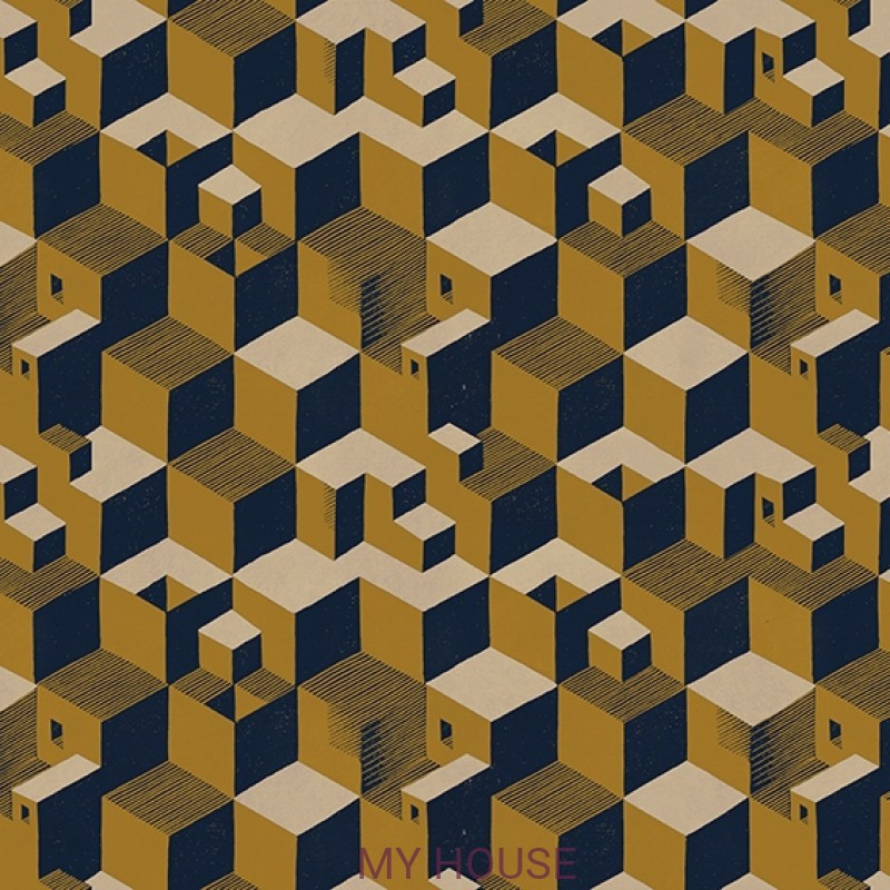 Обои M.C.Escher 23153 Jannelli & Volpi