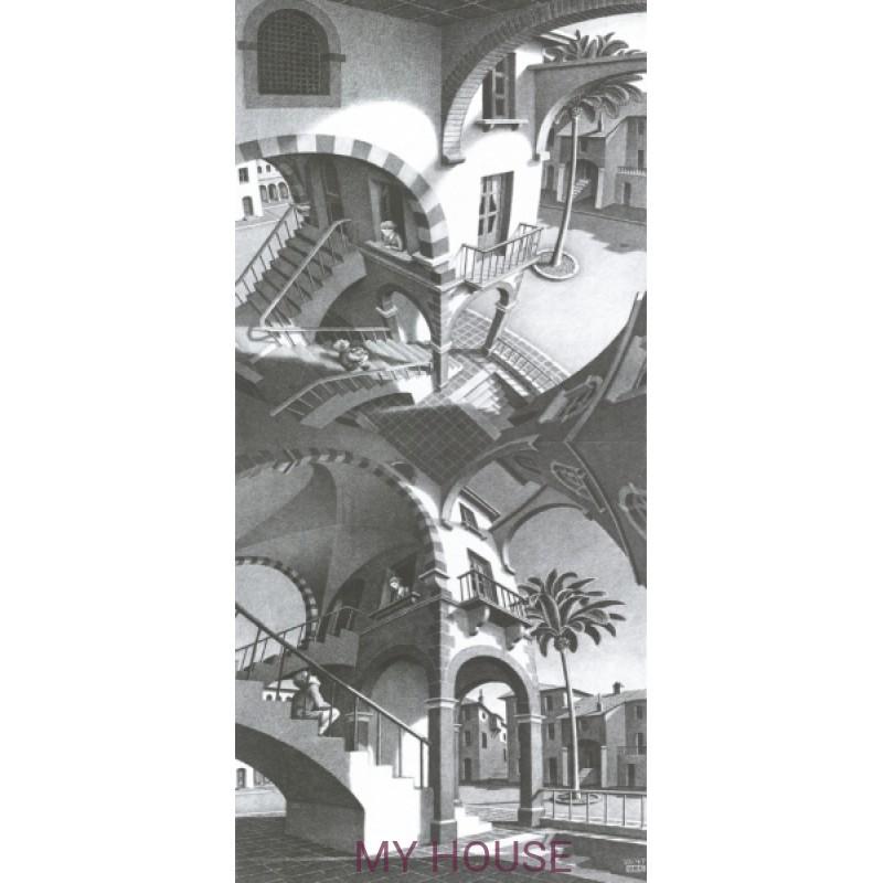 Обои M.C.Escher 23182 Jannelli & Volpi