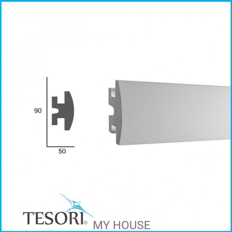 Лепнина LED профили KD 305 производства TESORI