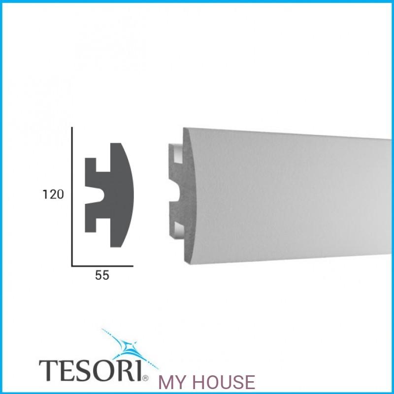 Лепнина LED профили KD 306 производства TESORI