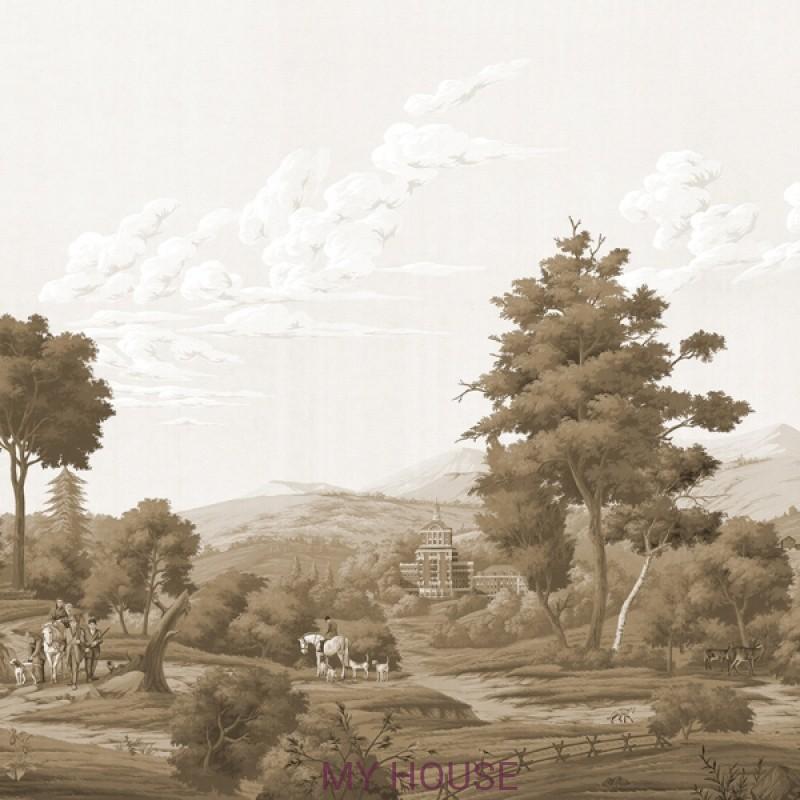 Обои Панно на флизелиновой основе S-07-16-S Melange Series