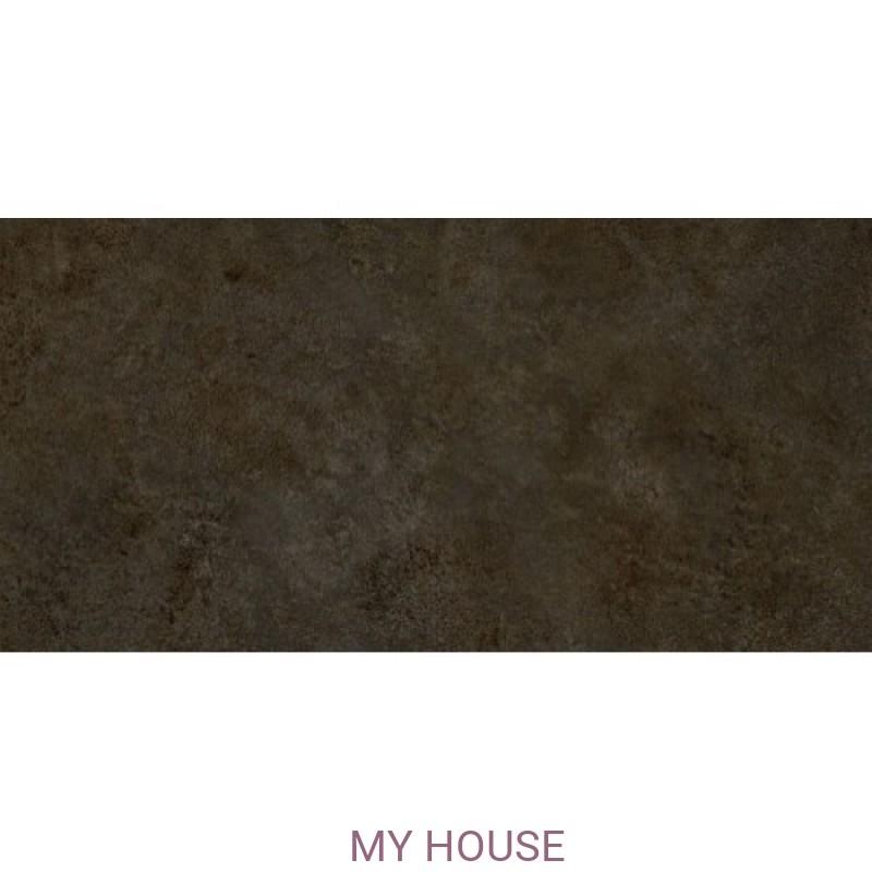 Плитка ПВХ FineFloor Мрамор Бурый FF-1551 Stone замковый тип