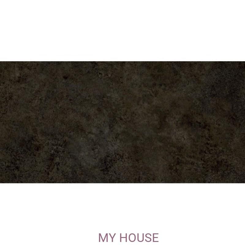 Плитка ПВХ FineFloor Мрамор Тёмный FF-1450 Stone клеевой тип