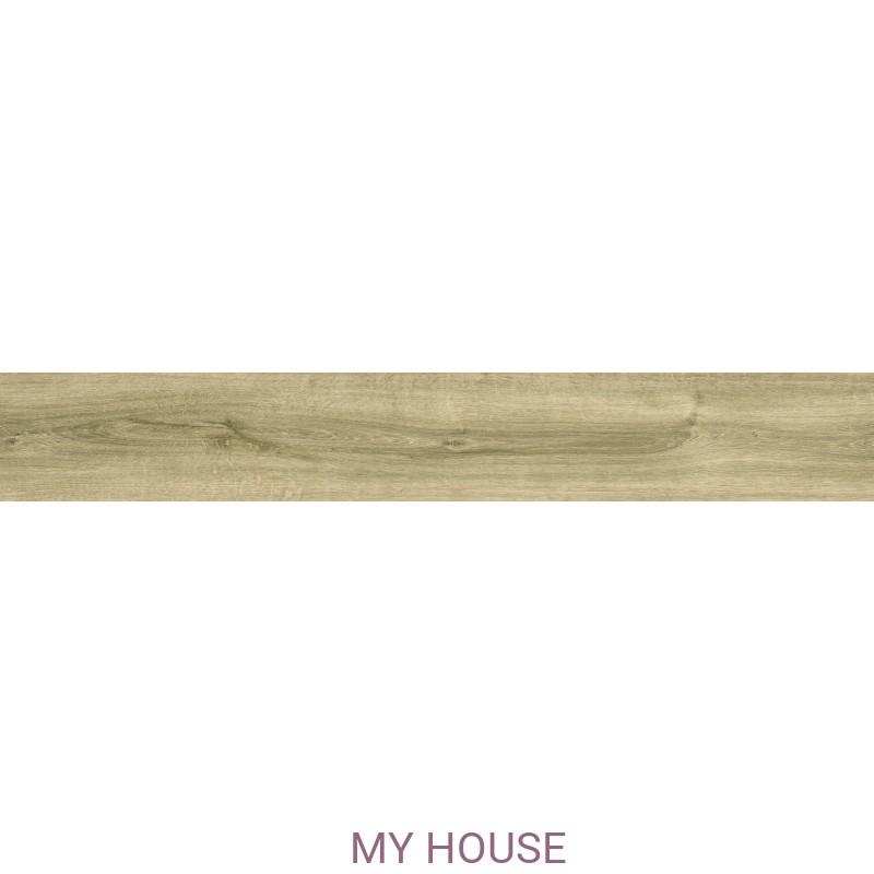 Плитка ПВХ FineFloor Wood Дуб Макао FF-1415