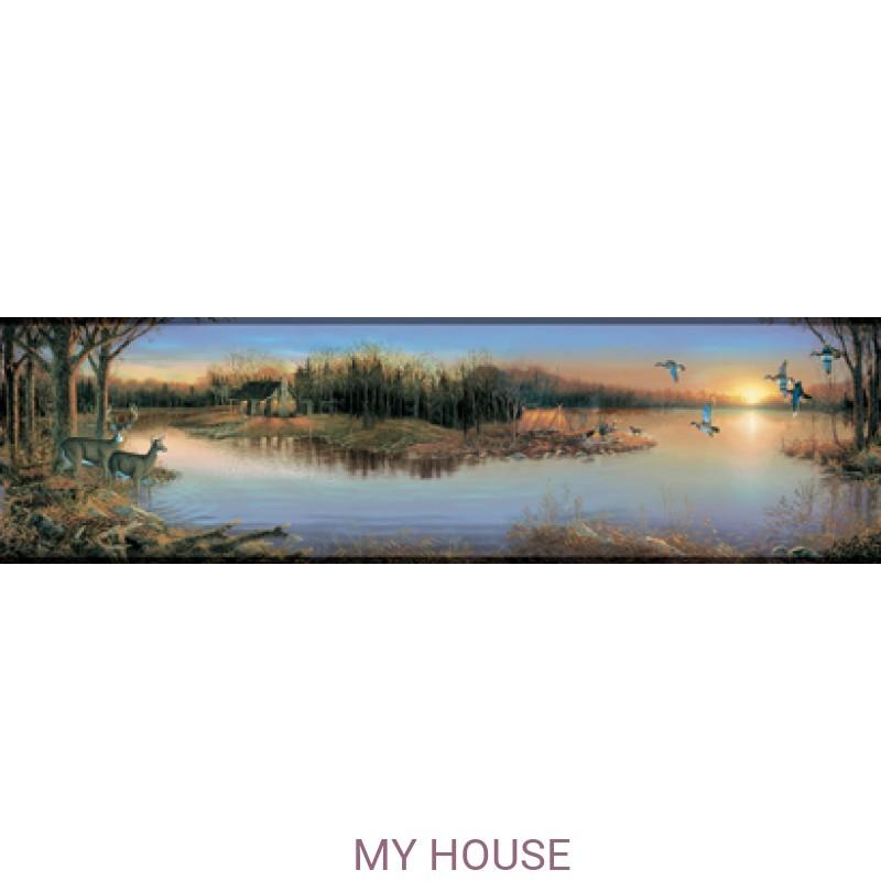 Обои Mural Portfolio II WD4174BMP Three Sisters Studio