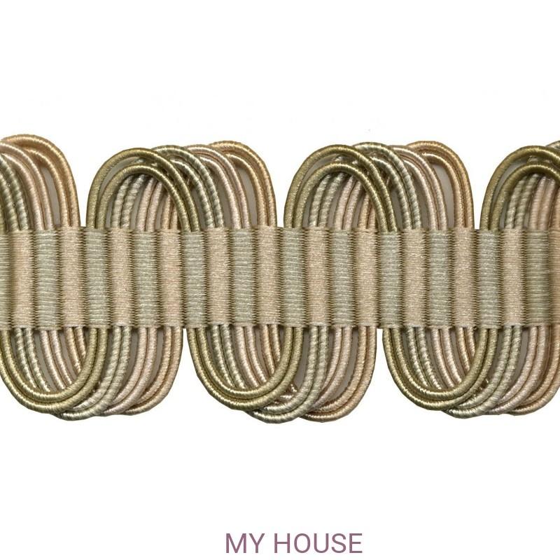 Ткань Тесьма 10014/25 производства Espocada