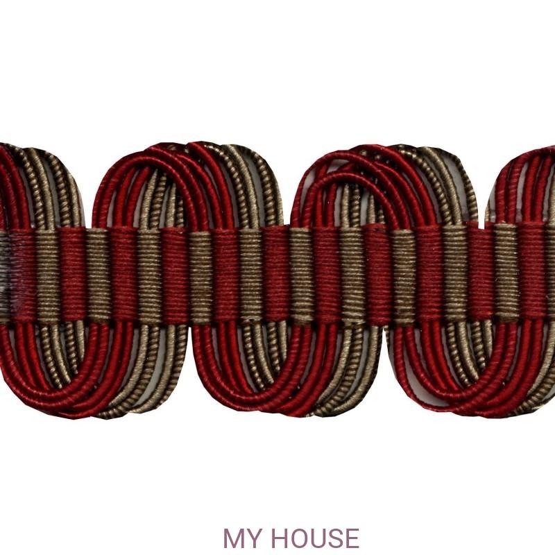 Ткань Тесьма 10014/30 производства Espocada