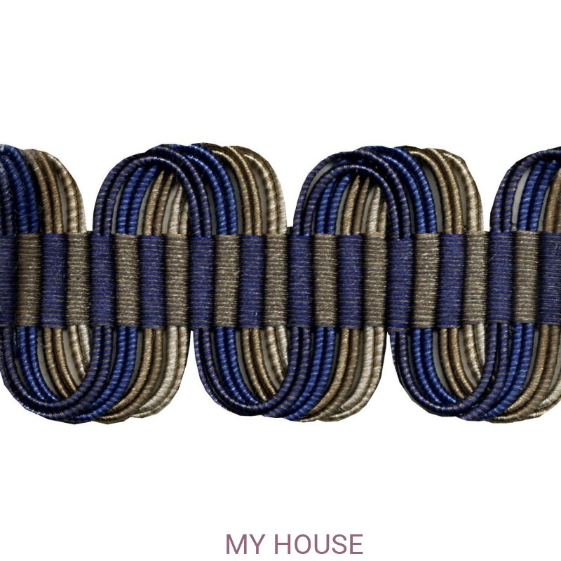 Ткань Тесьма 10014/40 производства Espocada