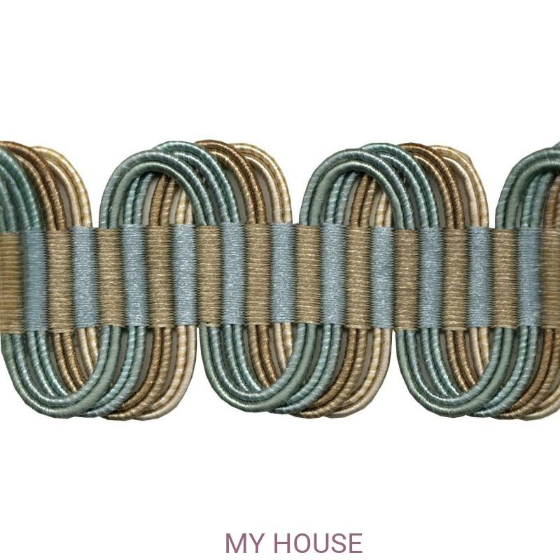 Ткань Тесьма 10014/41 производства Espocada