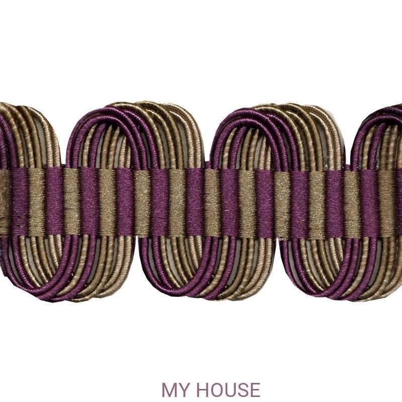 Ткань Тесьма 10014/44 производства Espocada