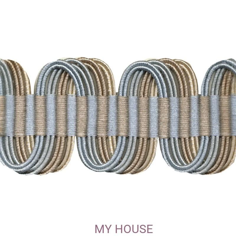 Ткань Тесьма 10014/45 производства Espocada