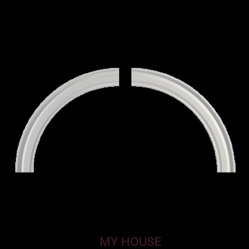 Лепнина арочные обрамления 4.87.031 производства ЕВРОПЛАСТ