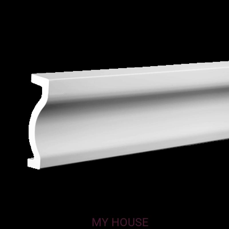 Лепнина наличники 4.84.051 производства ЕВРОПЛАСТ