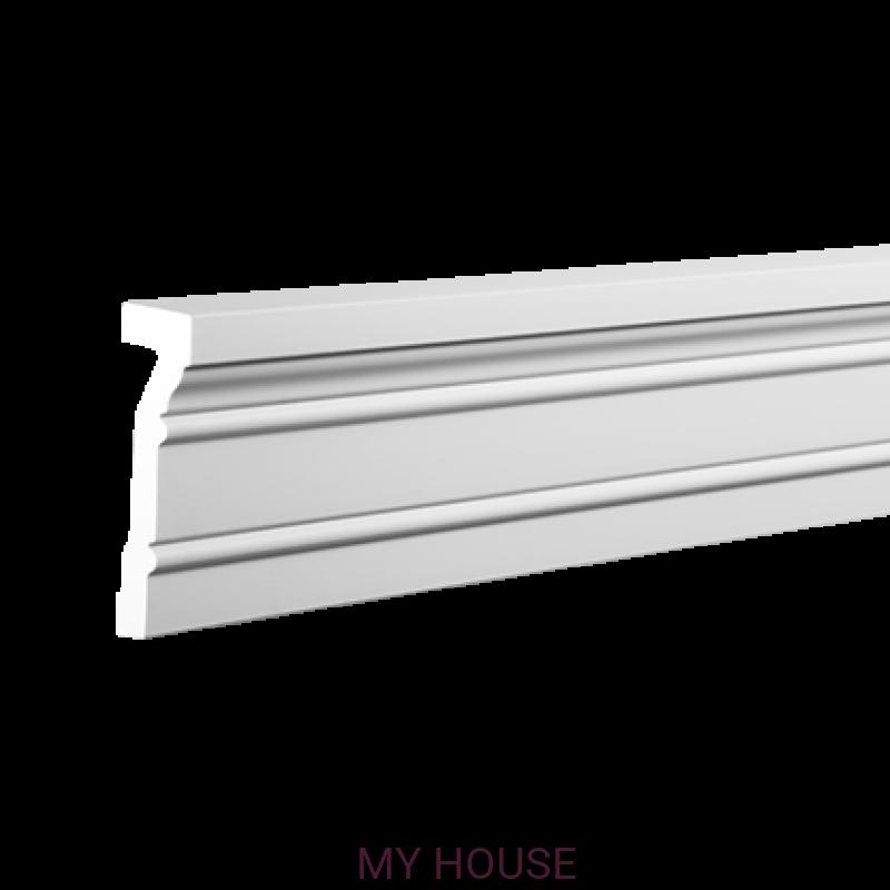 Лепнина наличники 4.84.053 производства ЕВРОПЛАСТ