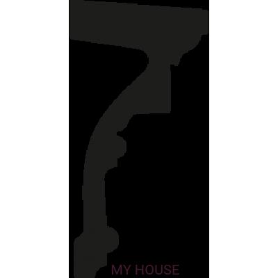 Лепнина подоконные элементы 4.82.302 производства ЕВРОПЛАСТ