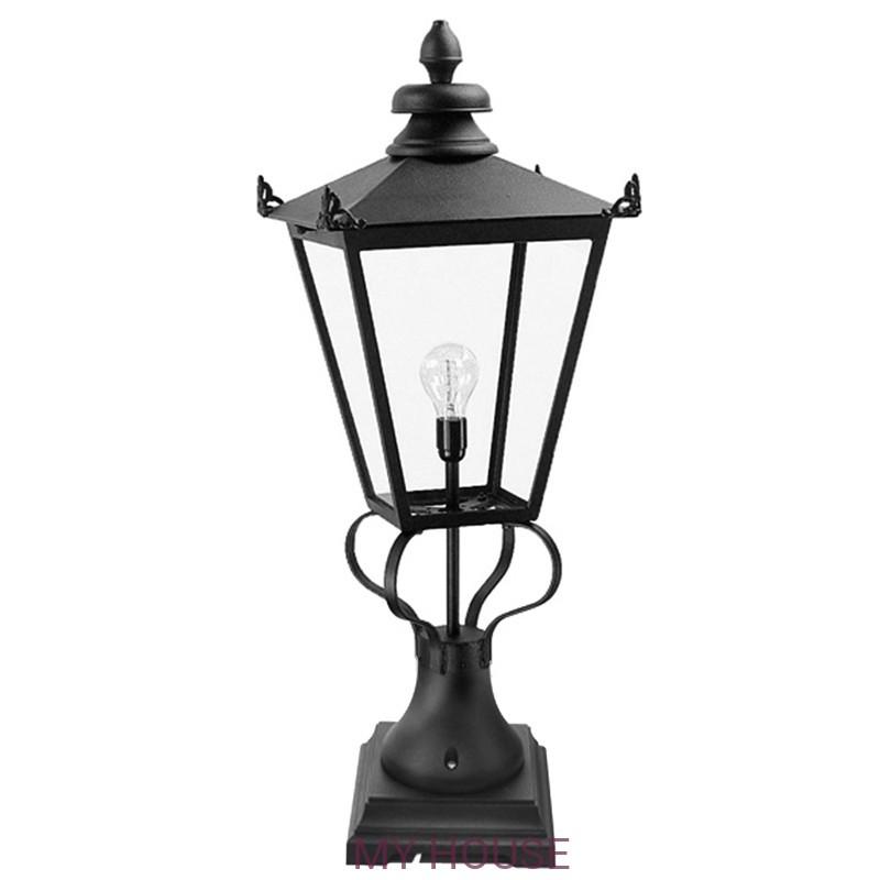 Освещение ФОНАРИ-ПЬЕДЕСТАЛЫ WSLN1 BLACK производство Elstead Lighting