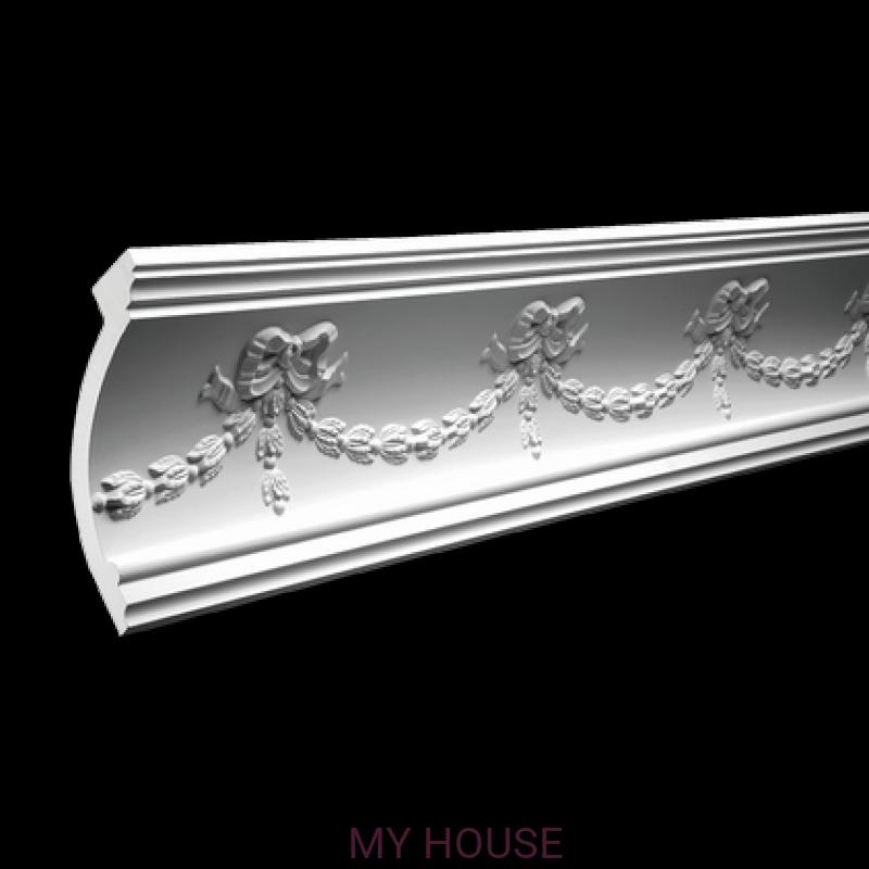 Лепнина карнизы 1.50.120.f производства ЕВРОПЛАСТ
