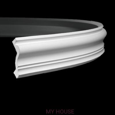 Лепнина карнизы 1.50.129.f производства ЕВРОПЛАСТ