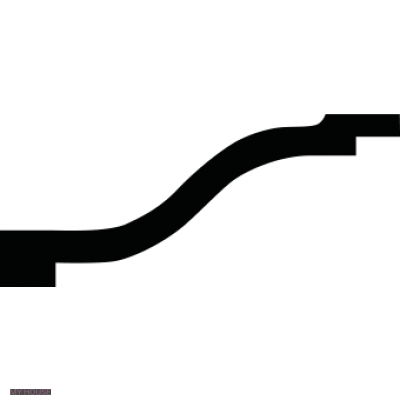 Лепнина карнизы 1.50.131.f производства ЕВРОПЛАСТ