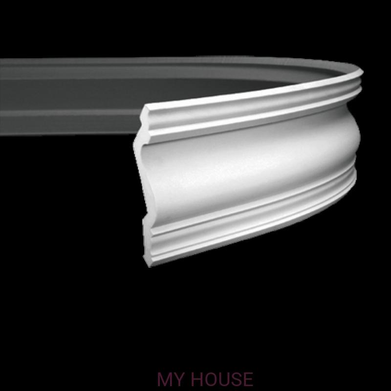 Лепнина карнизы 1.50.134.f производства ЕВРОПЛАСТ