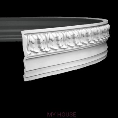 Лепнина карнизы 1.50.136.f производства ЕВРОПЛАСТ