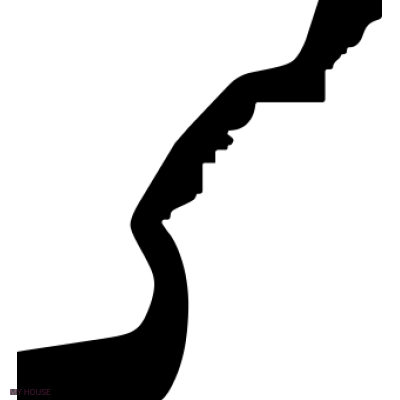Лепнина карнизы 1.50.152.f производства ЕВРОПЛАСТ