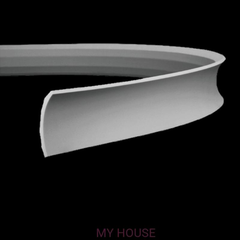 Лепнина карнизы 1.50.165.f производства ЕВРОПЛАСТ