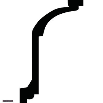 Лепнина карнизы 1.50.166.f производства ЕВРОПЛАСТ