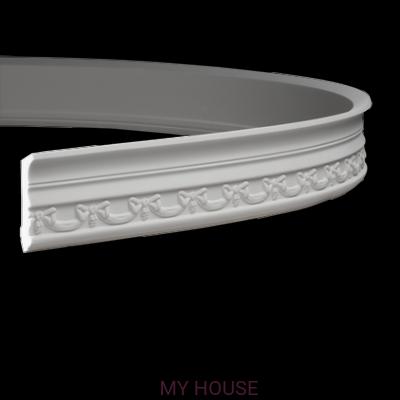 Лепнина карнизы 1.50.186.f производства ЕВРОПЛАСТ