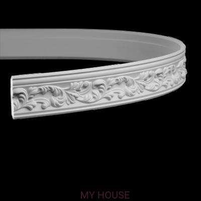 Лепнина карнизы 1.50.189.f производства ЕВРОПЛАСТ