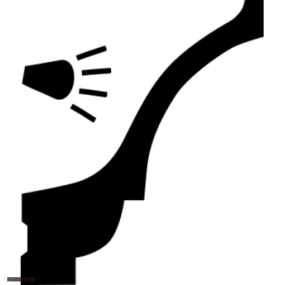Лепнина карнизы 1.50.221.f производства ЕВРОПЛАСТ