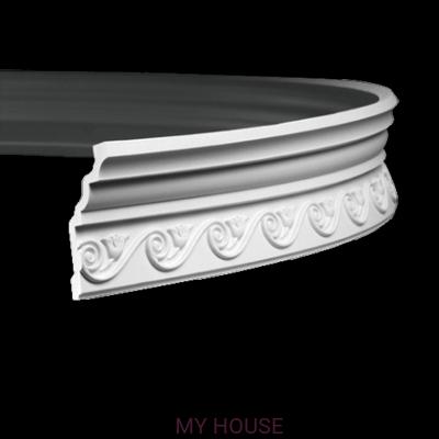 Лепнина карнизы 1.50.253.f производства ЕВРОПЛАСТ