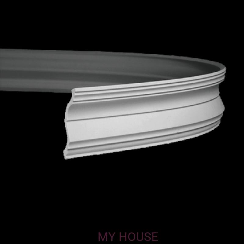 Лепнина карнизы 1.50.254.f производства ЕВРОПЛАСТ