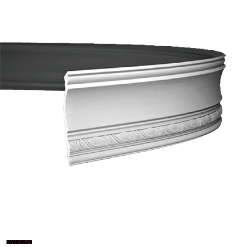 Лепнина карнизы 1.50.256.f производства ЕВРОПЛАСТ
