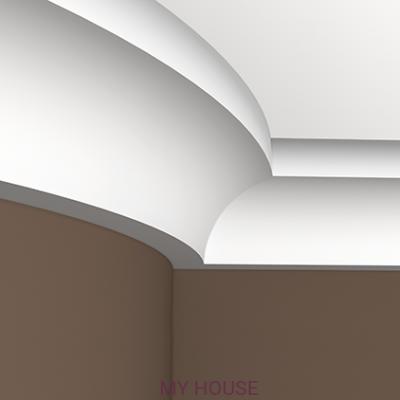 Лепнина карнизы 1.50.264.f производства ЕВРОПЛАСТ