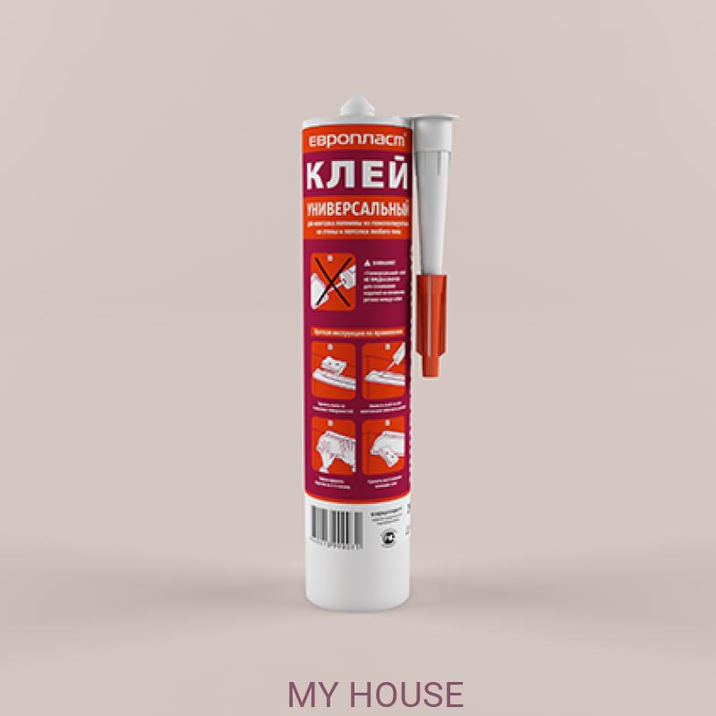 Лепнина клей k.eu290 производства ЕВРОПЛАСТ