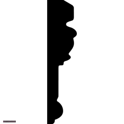 Лепнина молдинги 1.51.314 производства ЕВРОПЛАСТ